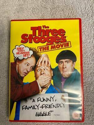 The Three Stooges Dvd The Movie • 1£