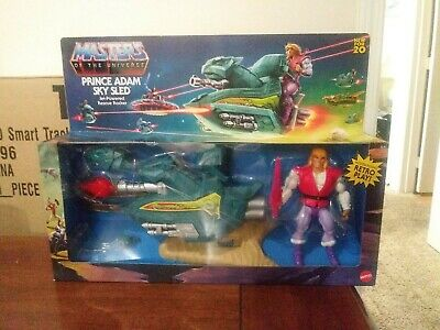 $40 • Buy Masters Of The Universe Origins SKY SLED W/ Prince Adam New For 2020🔥🔥