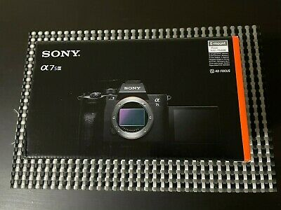 $ CDN6470.74 • Buy Sony A7S III UNOPENED NEW Digital SLR Camera - In Hand FAST SHIP Trusted Seller