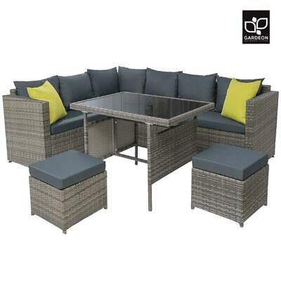 AU777.75 • Buy Gardeon Outdoor Furniture Patio Set Dining Sofa Table Chair Lounge Garden Wicker