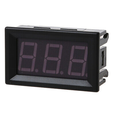 AU8.99 • Buy 2X(DC 0-99.9V 3 Wire LED Digital Display Panel Volt Meter Voltage VoltmeterE7K2)