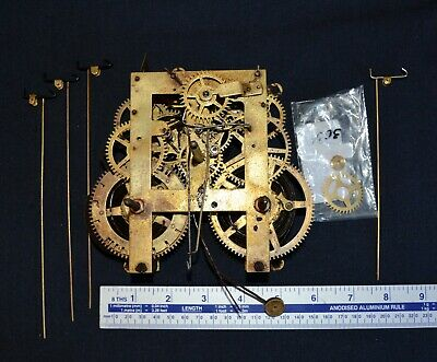 American 8 Day Clock Movement By E.n. Welch • 14.99£