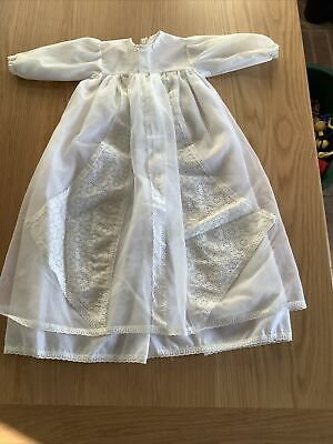 Vintage Baby Christening Gown  • 3.50£