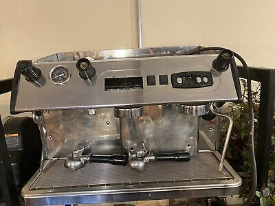 Commercial Coffee Machine - 2 Group - Used • 145£
