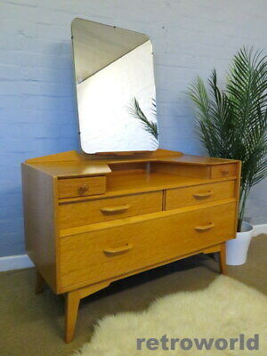 STUNNING E GOMME G PLAN Mid Century Vintage Retro 60s Dressing Table Drawers • 285£