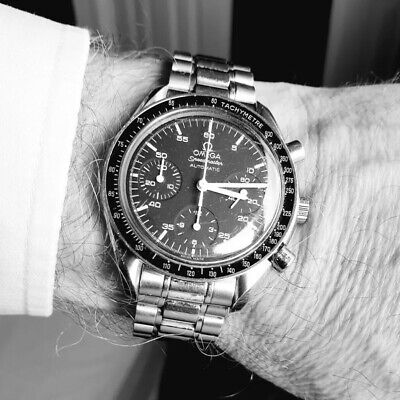 Omega Speedmaster Chronograph Automatic Reduced • 904£