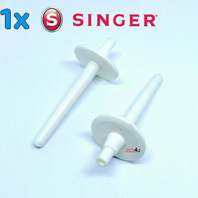 SINGER Sewing Machine TWIN NEEDLE SPOOL PIN, REEL HOLDER, SPARE SPOOL PIN • 5.50£