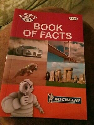 I Spy Book Of Facts • 3.90£
