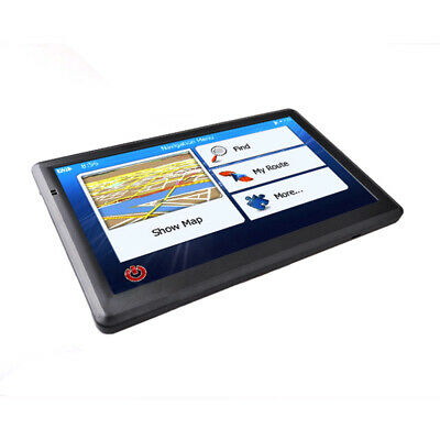 AU73.55 • Buy 7 Inch Car GPS Navigation Truck Navigator 8G Touch Screen LCD Digital Display MP