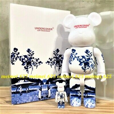 $328.88 • Buy Bearbrick Medicom 2020 Undercover Jun Takahashi ~ Ceramic UFO 100% 400%