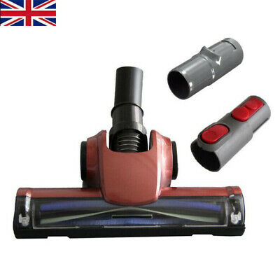 Brush Head + Adapters Replace Accessories For Dyson V7 V8 V10 Vacuum Cleaner Kit • 17.99£