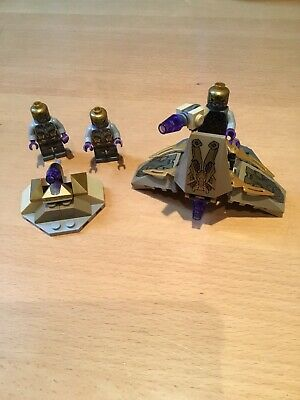 Lego AVENGERS CHITAURI ALIEN SOLDIERS Marvel Super Heroes FROM SET 6865 0390 • 7£