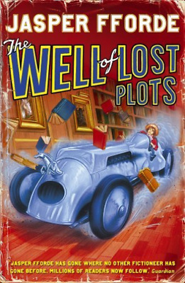 Fforde, Jasper-Well Of Lost Plots BOOK NEW • 9.02£