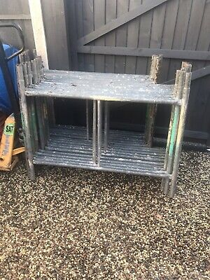H Frame Tower Scaffold 17 Sections • 102£