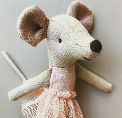Maileg Miss Darcy Ballerina Big Sister Mouse BNWT • 20£