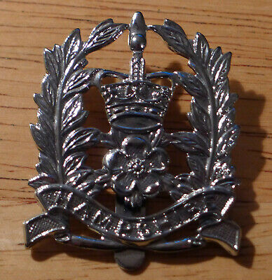 Hampshire Police Obsolete Cap Badge ~ Made By Firmin ~ With Rear Prong Fixing ~  • 12.99£