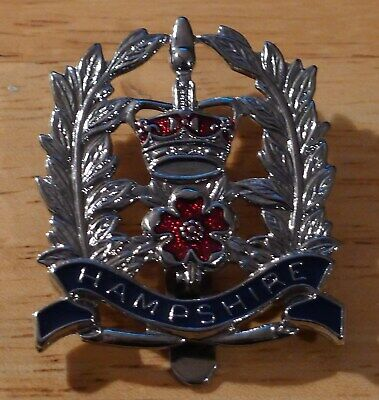 Hampshire Police Senior Officers Cap Badge~ Obsolete ~ Made By Firmin ~  • 12.99£