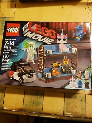 $ CDN58.39 • Buy LEGO 70818 The LEGO Movie Double-Decker Couch New Sealed Box Ghost