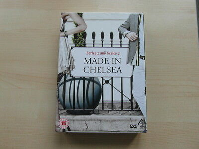 Made In Chelsea - Series 1 And 2 Box Set [DVD]  • 6.99£