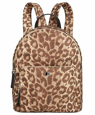 $ CDN128.46 • Buy Kate Spade New York Taylor Leopard Backpack MSRP 198.00$