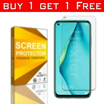 FOR Huawei P30 P20 P40 Pro Lite Protection Tempered Glass Screen Protector NEW • 2.75£