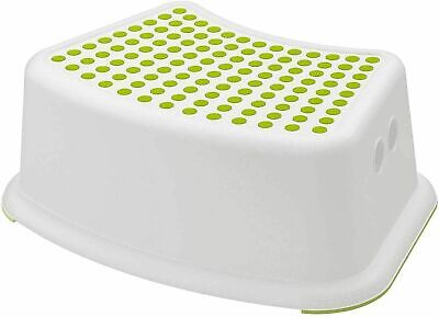Plastic Step Stool Non Anti Slip Toilet Potty Training Kids Aid Children UK • 8.80£