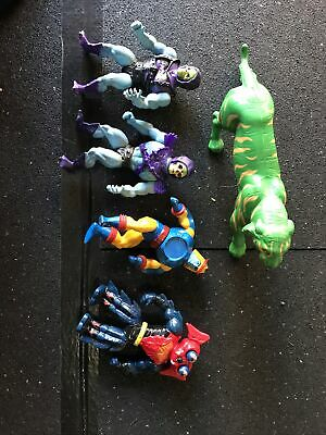 $1.04 • Buy A Lot Of 1981-1984 Vintage Masters Of The Universe Figurines.
