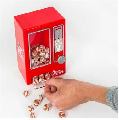 Vend-o-matie Mini Vending Machine Sweet Dispenser Toy • 11.59£