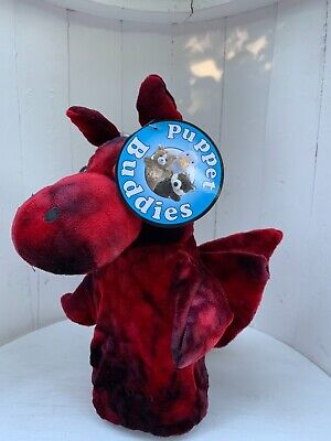 £7 • Buy The Puppet Company RED DRAGON  Hand Puppet New With Tags UK