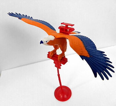 $8.45 • Buy Vintage Mattel Masters Of The Universe ZOAR Falcon Action Figurewith Stand MOTU