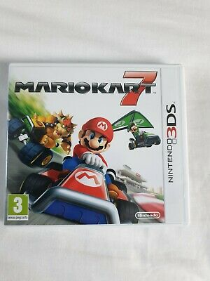 Mario Kart 7 - Nintendo 3DS - Complete With Cartridge, Case And Manual  • 11.95£