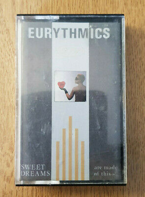 Eurythmics - Sweet Dreams (are Made Of This) (Cassette Tape) • 1.29£