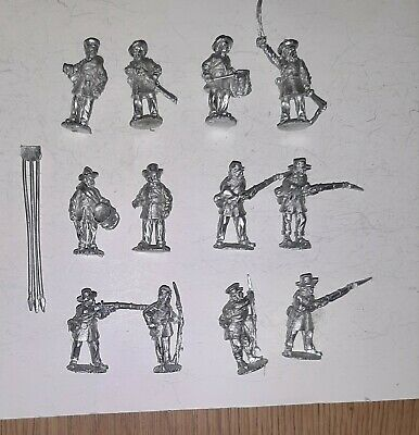Perry Miniatures ACW Early War Confederate Infantry • 10£