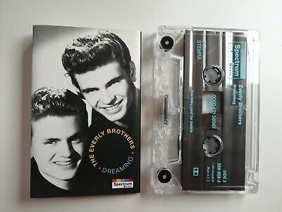The Everly Brothers Dreaming Cassette • 3.99£