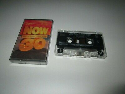 NOW That's What I Call Music 30 Original Vintage Cassette 1995 L3 • 2.99£