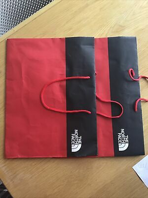 The North Face Gift Bag X 2 • 4.99£