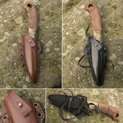 £20 • Buy Foam Latex, Bedable Woodsman Knife And Holder. For Costume And LARP