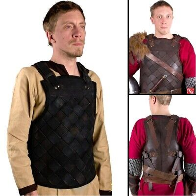 £85 • Buy Viking Leather Body Armour, Ideal For Costume Or LARP Events