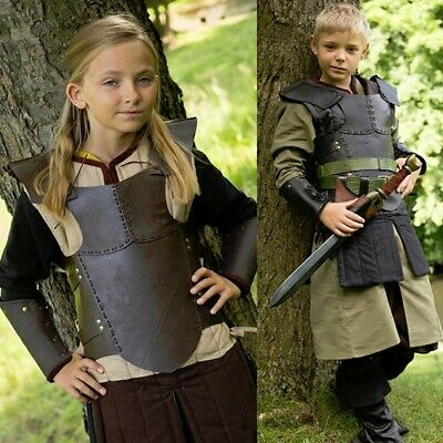 £40 • Buy Leather Chest And Body Armour Perfect For Stage, Costume, Re-enactment And LARP