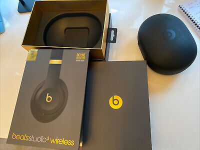 Beats By Dr. Dre Studio3 Wireless Headphones - PACKAGING ONLY • 5£