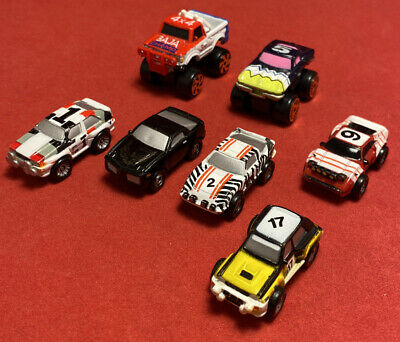 Micro Machines Car Bundle X 7 • 11.49£