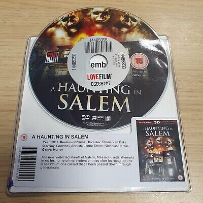 £1.80 • Buy DISC ONLY - A Haunting In Salem DVD