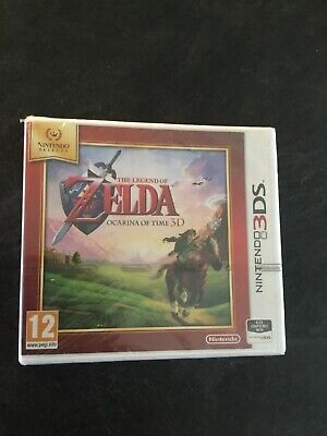 The Legend Of Zelda: Ocarina Of Time 3D (3DS, 2011) New Sealed PLEASE READ INFO • 0.99£