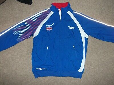 Team Gb 2012 London Olympics Speedo Full Swim Tracksuit Tom Daley Christmas Gift • 100£