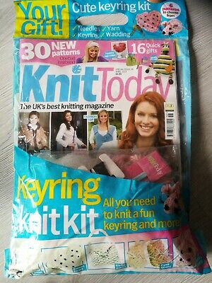 Knit Today Magazine Special Issue 58 April 2011 Brand New In Packaging • 0.99£