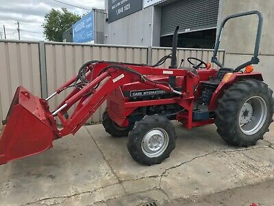 AU13990 • Buy Case International Tractor With Front Loader