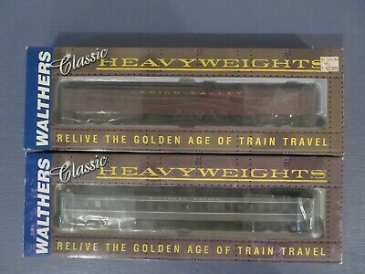$ CDN24.65 • Buy Walthers Heavyweight Ho Train Set Passenger Car Lot LV And SP 932-10569 932-1045