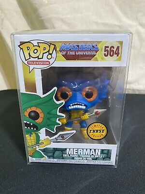 $34.99 • Buy Funko Pop Masters Of The Universe #564 Merman (Blue) CHASE