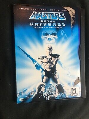 $10 • Buy Masters Of The Universe (DVD, 2001)