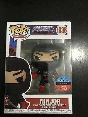 $12 • Buy Funko Pop! Television Masters Of The Universe Ninjor NYCC 2020 Exclusive
